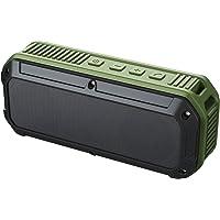 Aukey SK-M8 - Altavoz con Bluetooth 4.0, Color Verde