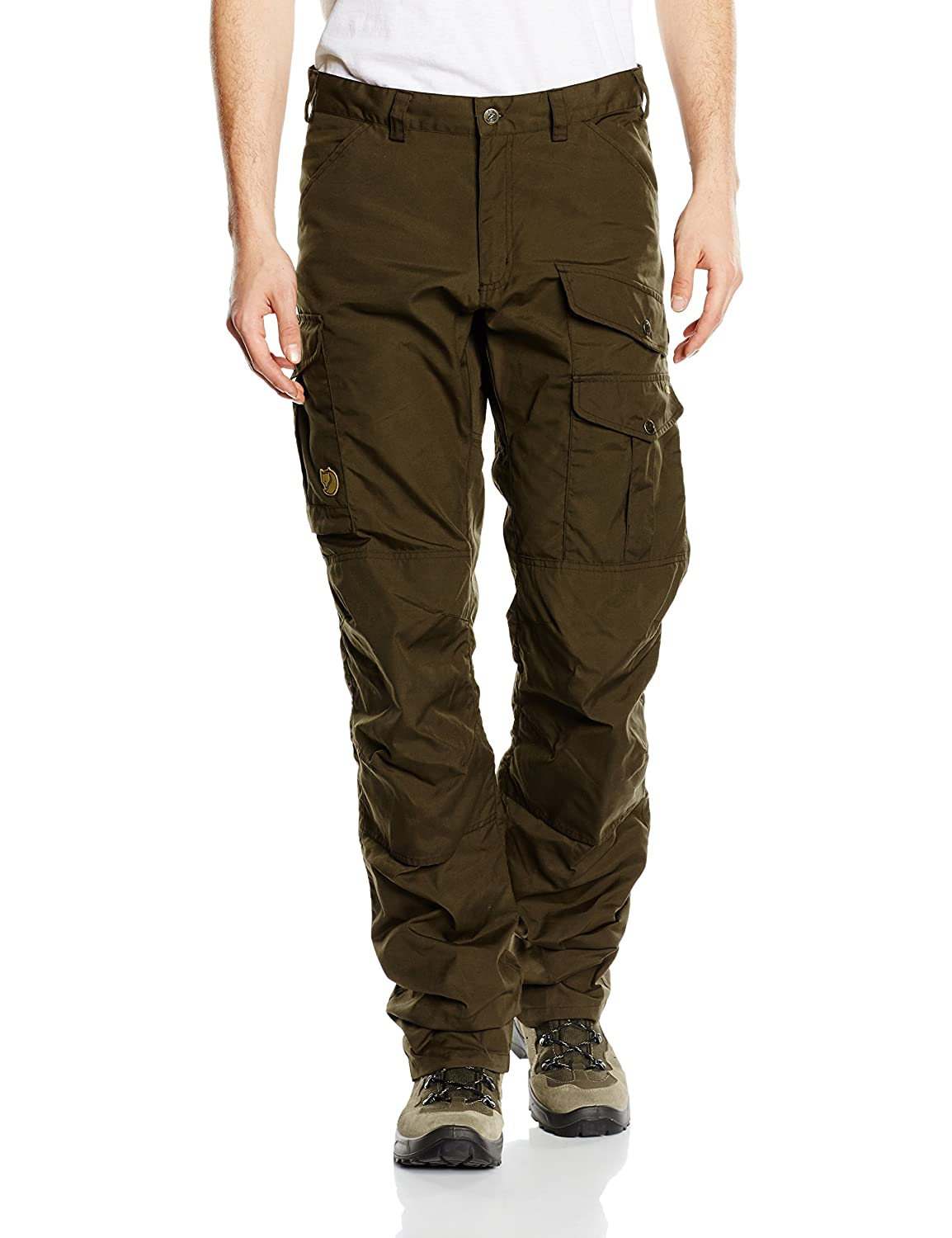 cost charm preview of super specials Fjallraven Barents Pro Trouser - Men's Dark Olive 52 EU low ...