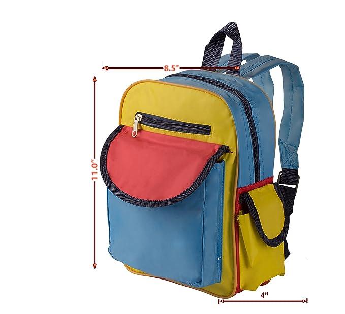 Amazon.com: Cute Mini Kids Backpack - Toddler Backpack - Pre-School Kindergarten Toddler Bag: Toys & Games