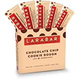 Larabar Gluten Free Bar, Chocolate Chip Cookie Dough, 1.6 oz Bars (5 Count)