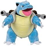 """Peluche Pokémon """"Blastoise"""", peluche de gran calidad para jugar y coleccionar. A partir de 3años, extra grande 35cm."""