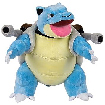 """Peluche Pokémon """"Blastoise"""", Peluche de Gran Calidad para Jugar y coleccionar. A"""
