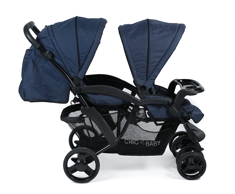 Jeans Marina CHIC 4/Baby 273/52/Carrito Doppio color azul