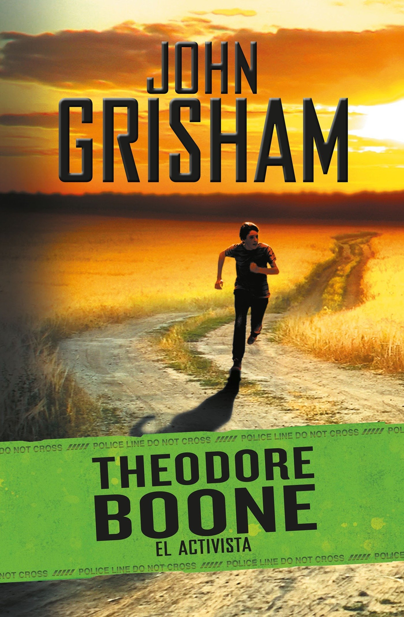 Amazon.com: El activista / The Activist (Theodore Boone) (Spanish Edition) (9786073130400): John Grisham: Books