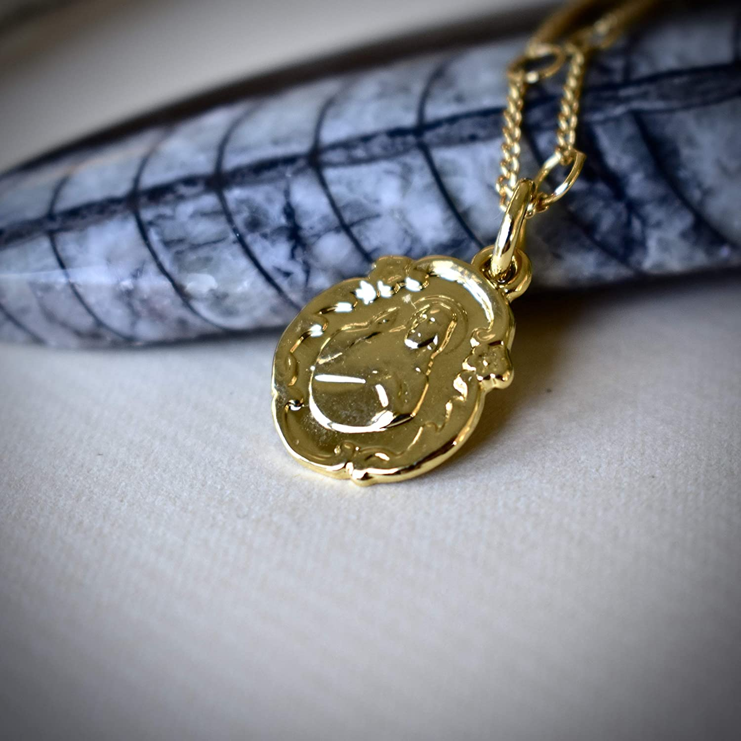 Lux Divine Daily Prayer Necklace
