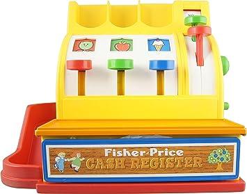 Exceptionnel Fisher Price Vintage - Caikk01 - Classic - Caisse Enregistreuse  BC41