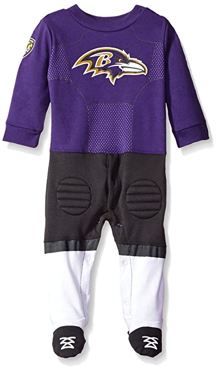 839284f5d Amazon.com  NFL Boys Footed Footysuit  Sports   Outdoors
