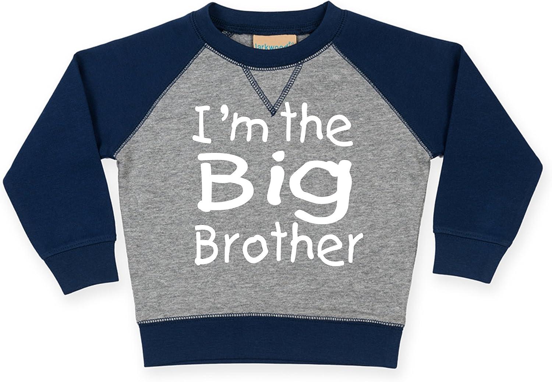 Edward Sinclair I/'m the Big Brother Boys Hoodie