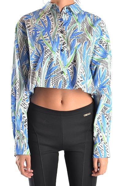 Kenzo EZBC013002 Mujer Algodon Camisa