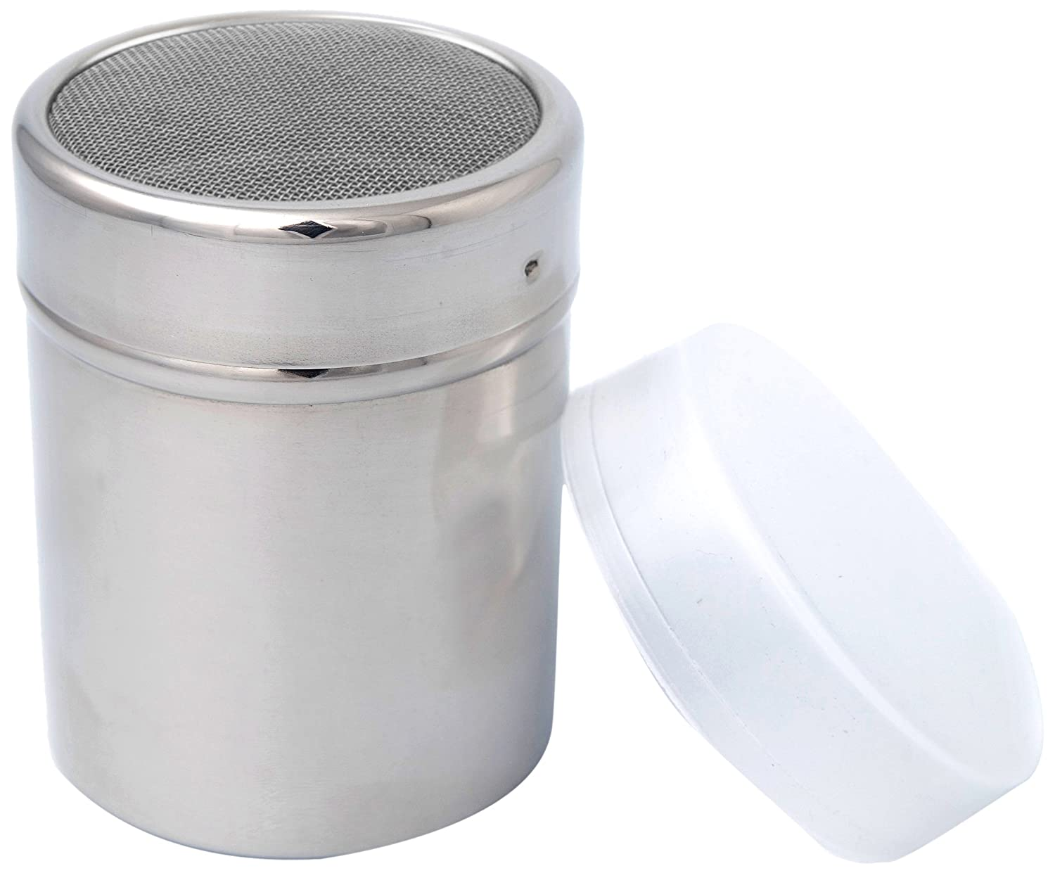 Cuisinox DIS-20 Mesh Top Dispenser, Stainless Steel Cuisinox (Import)