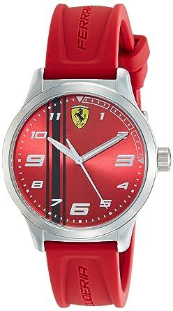 ade94a1021 orologio solo tempo uomo Scuderia Ferrari Pitlane casual cod. FER0810014:  Amazon.it: Orologi