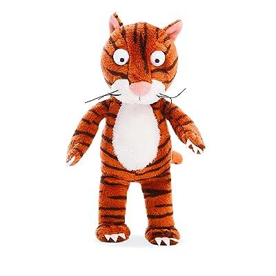 Aurora Room on The Broom Cat Plush, Orange: Toys & Games