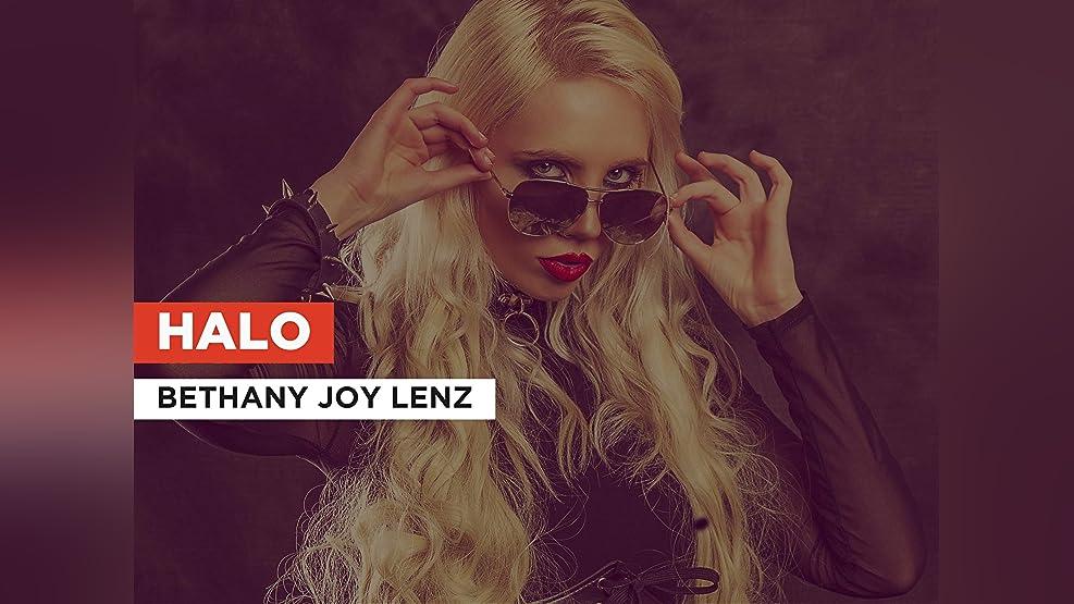 Halo in the Style of Bethany Joy Lenz