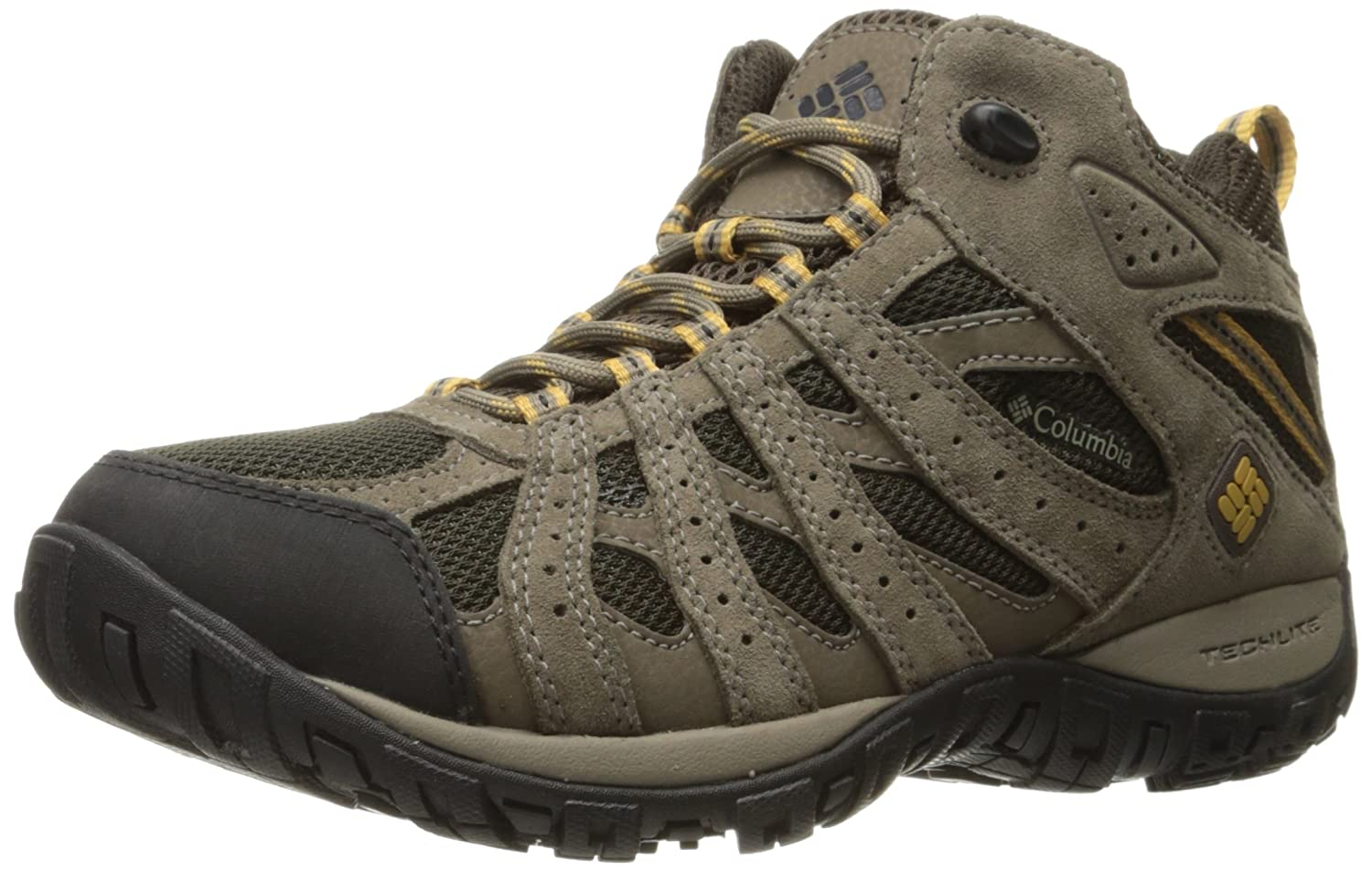 Columbia Men's REDMOND MID WATERPROOF Hiking Boot 1553591