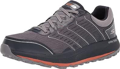 حذاء المشي لمسافات طويلة للركض والسير برباط، من سكيتشرز للرجال
