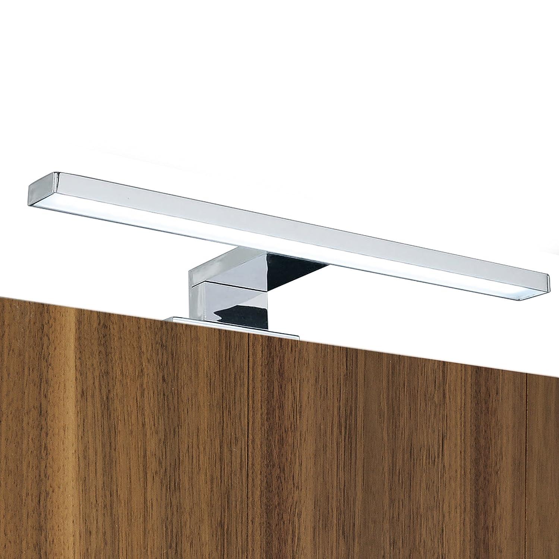 Juego de 2 x SO-TECH® LED Lámpara Espejo Baño Luz Blanco Frio Lámpara de Armario para Baño [Clase de eficiencia energética A] SOTECH