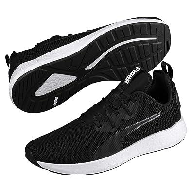 e8be036fb Puma Men's NRGY Neko Sport Black White Running Shoes: Buy Online at ...