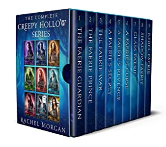 The Complete Creepy Hollow Series