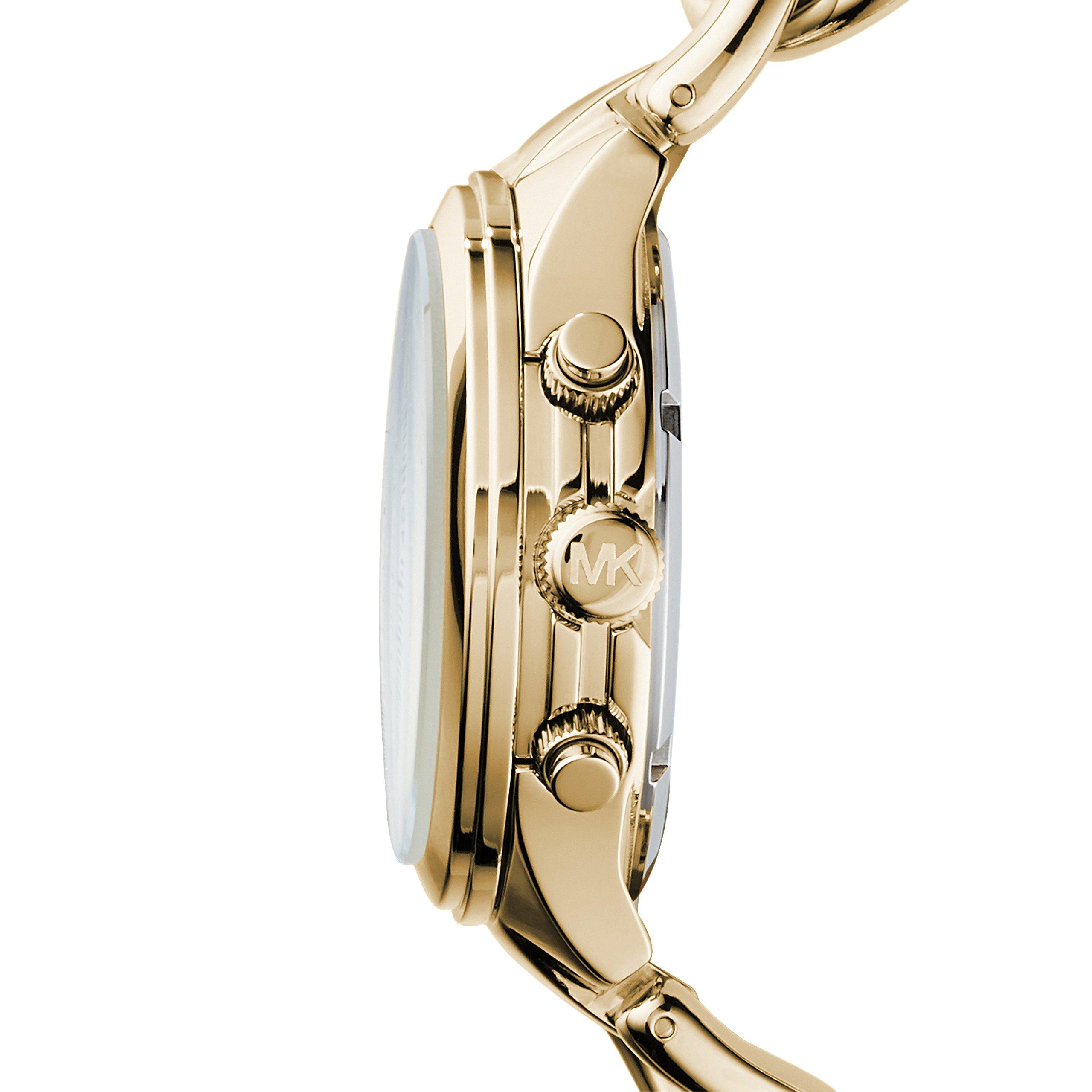 Michael Kors Women's Runway Gold-Tone Watch MK3131 by Michael Kors (Image #2)