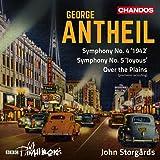 Antheil: Orchestral Works, Vol. 1 [BBC Philharmonic; John Storgards ] [Chandos : CHAN 10941]