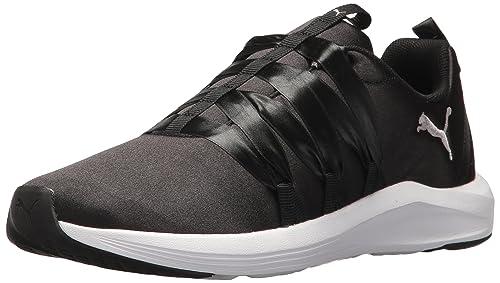 Puma - Zapatillas de Sintético para Mujer, Color Negro, Talla 35.5 EU: Amazon.es: Zapatos y complementos