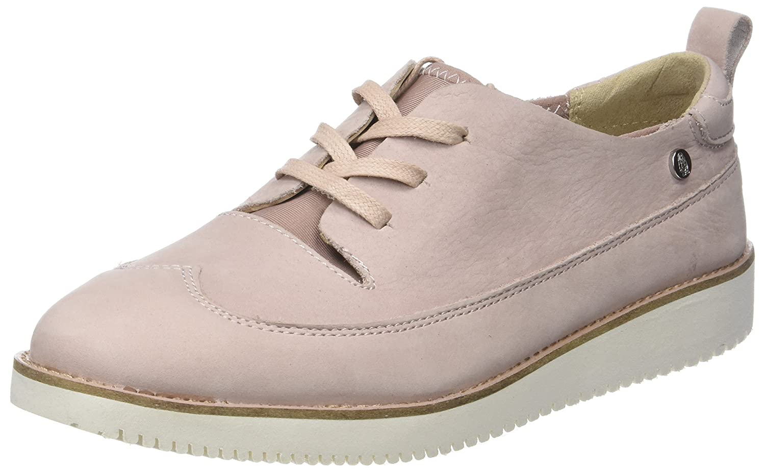 Hush Puppies WT Puppies Oxford, Derbys Hush Femme Rose (Rose Rose Clair) 0a508fc - deadsea.space