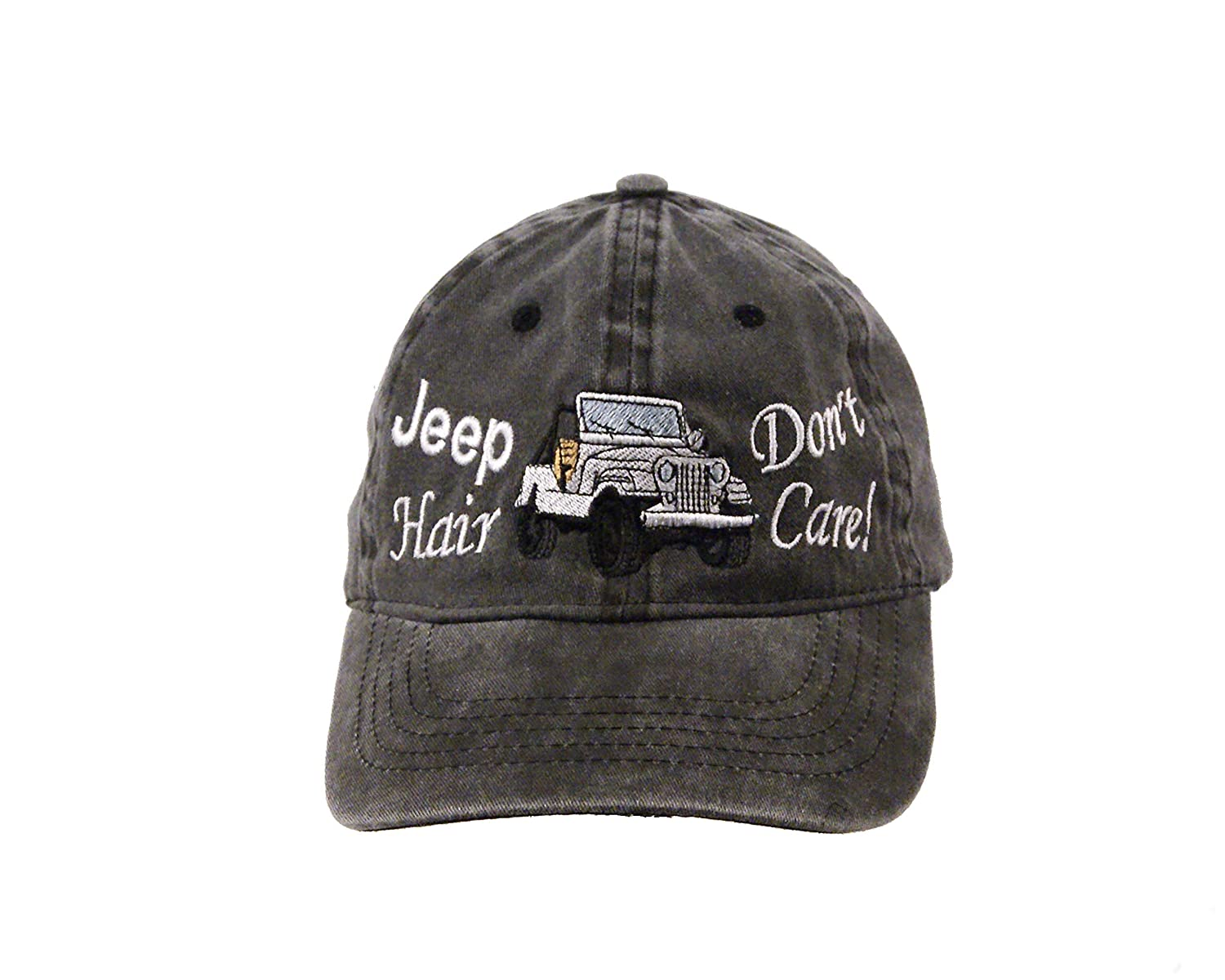 Jeep Hair Don't Care, Personalized Hat