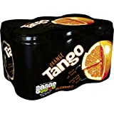 Tango Orange, 330 ml (Pack of 6)