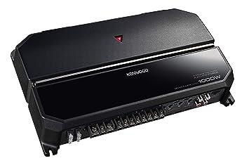 Kenwood KAC-PS704EX Amplificador de Potencia 4/3/2 Canales