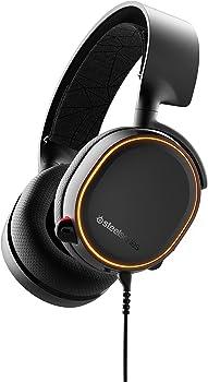 SteelSeries Arctis 5 Over-Ear 3.5mm Wired Gaming Headphones