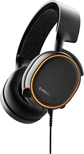SteelSeries Acrtis 5 - RGB Illuminated Gaming Headset