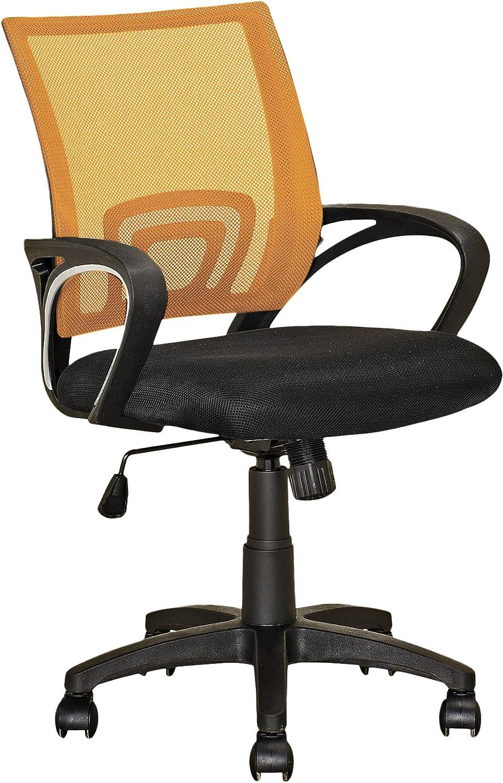 CorLiving Workspace Office Chair, Orange