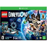 LEGO Dimensions Starter Pack with Lloyd Fun Pack - Xbox One