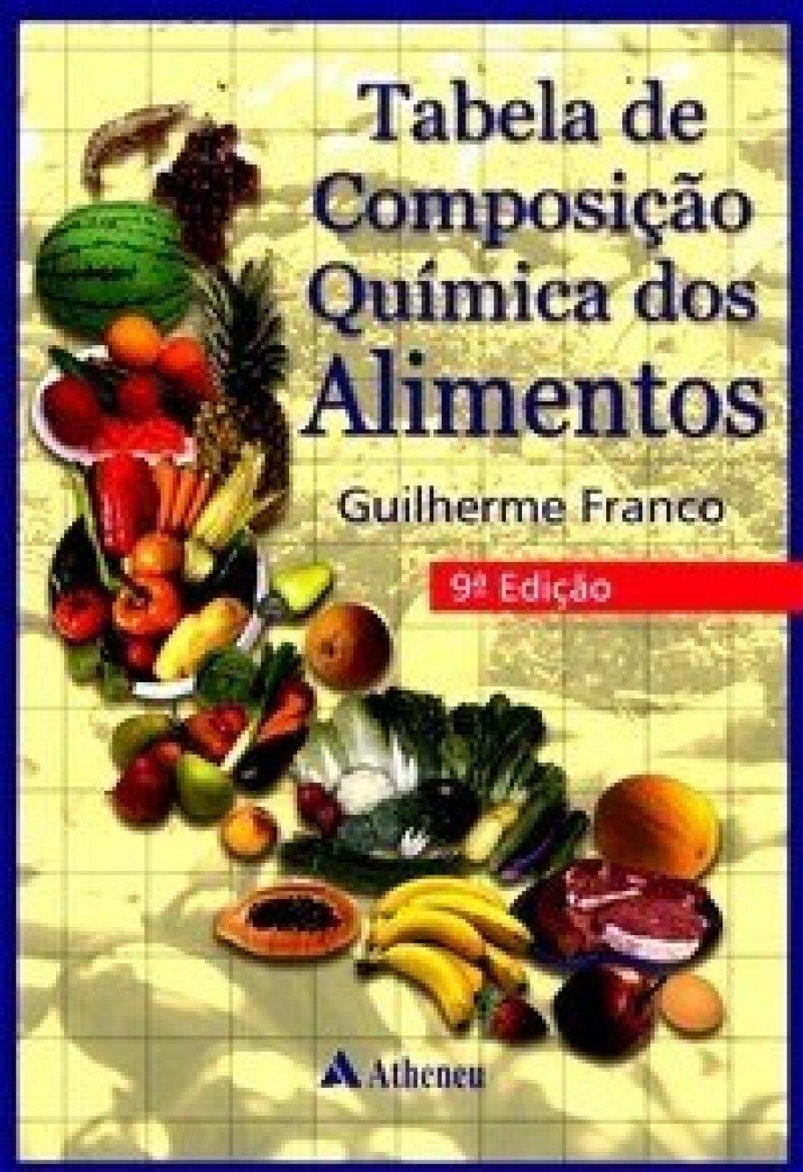 Tabela de Composição Química dos Alimentos Em Portuguese do Brasil: Amazon.es: Guilherme V. de Franco: Libros