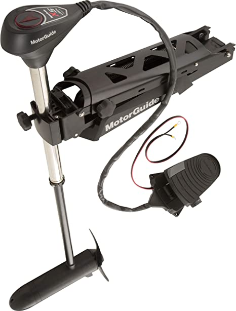 Motorguide 940500010 X5 55Fw 45″ 12V Foot-Operated