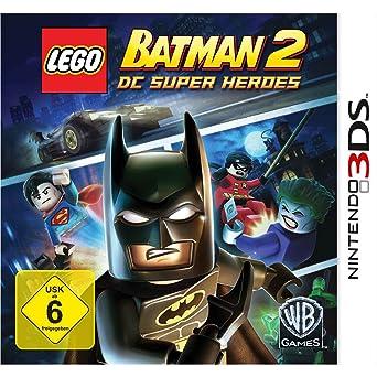 Lego Batman 2 Dc Super Heroes Nintendo 3ds Amazonde Games
