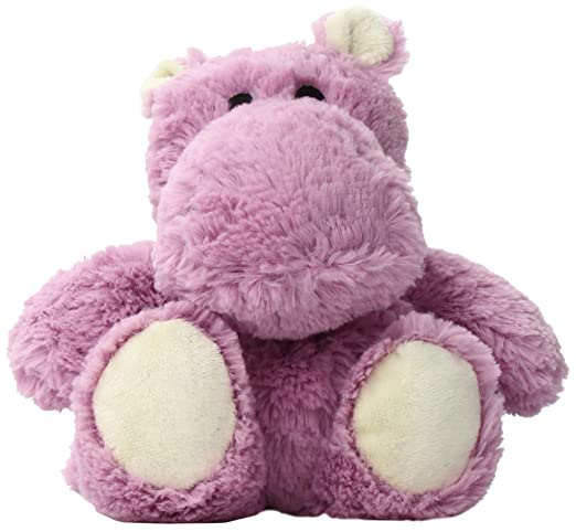 Intelex Cozy Therapy Plush, Hippo