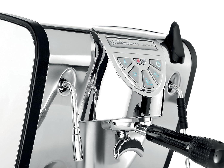 Nuova Simonelli Musica Direct Connect Version Black Espresso Machines Mmusicavolad Aurelia II Semi - Auto