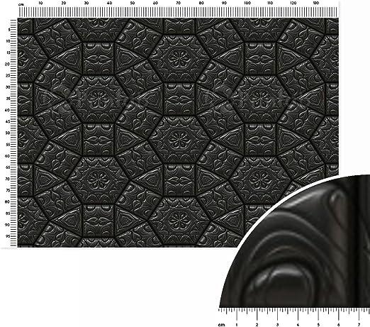 Oreo estilo tela de algodón lisa Metro lineal (140 x 100 cm ...