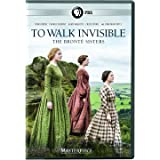 Masterpiece: To Walk Invisible: The Bronte Sisters DVD