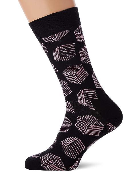 ultimo design classico nuovo autentico Happy Socks Box Sock Calze, Multicolore (Multicolour 900), 7/10 ...