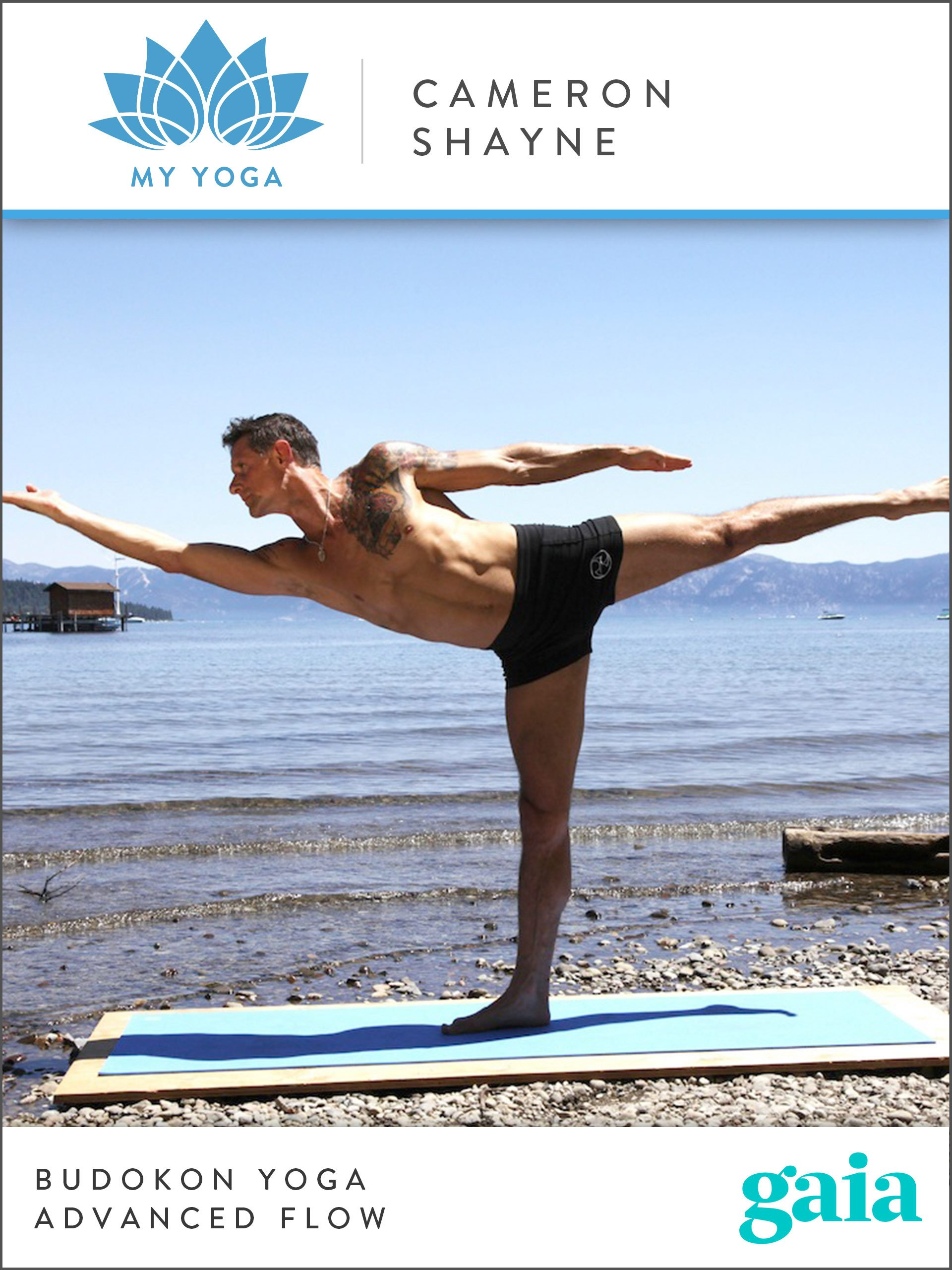 Amazon.com: Budokon Yoga Advanced Flow: Jesse Enright, Gaia