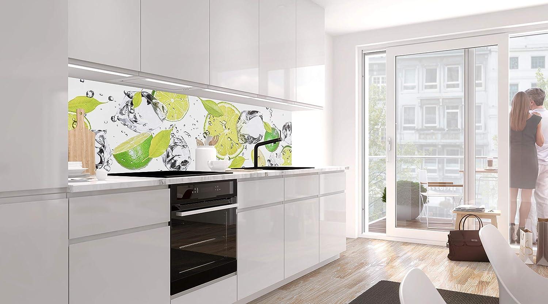 StickerProfis Küchenrückwand selbstklebend - OLIVEN - 1.5mm, Versteift, alle Untergründe, Untergründe, Untergründe, Hart PVC, Premium 60 x 280cm B07M5VF7Y1 Wandtattoos & Wandbilder 3d2fbf