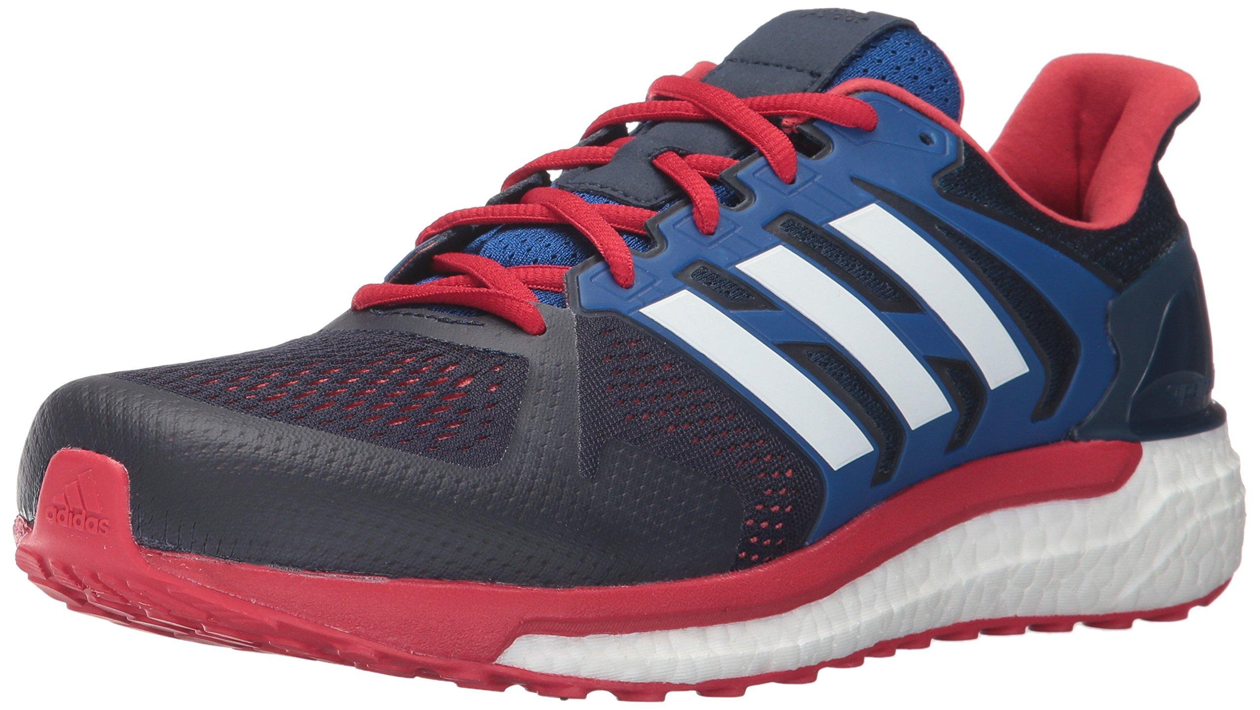 best service 7a471 208ac Galleon - Adidas Men s Supernova St M Running Shoe, Collegiate Navy White Scarlet,  7.5 Medium US
