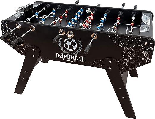 Futbolín Profesional Imperial - Futbolín para Adultos con Retorno ...
