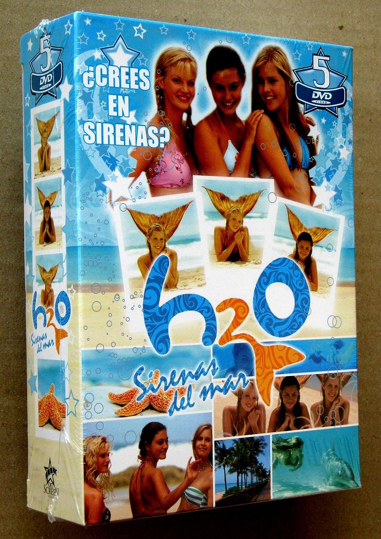 Amazon H2O SIRENAS DEL MAR Just Add Water Season 1 Spanish Audio 3 Dvd Boxset NTSC REGION 4 DVD Import Latin America Movies TV