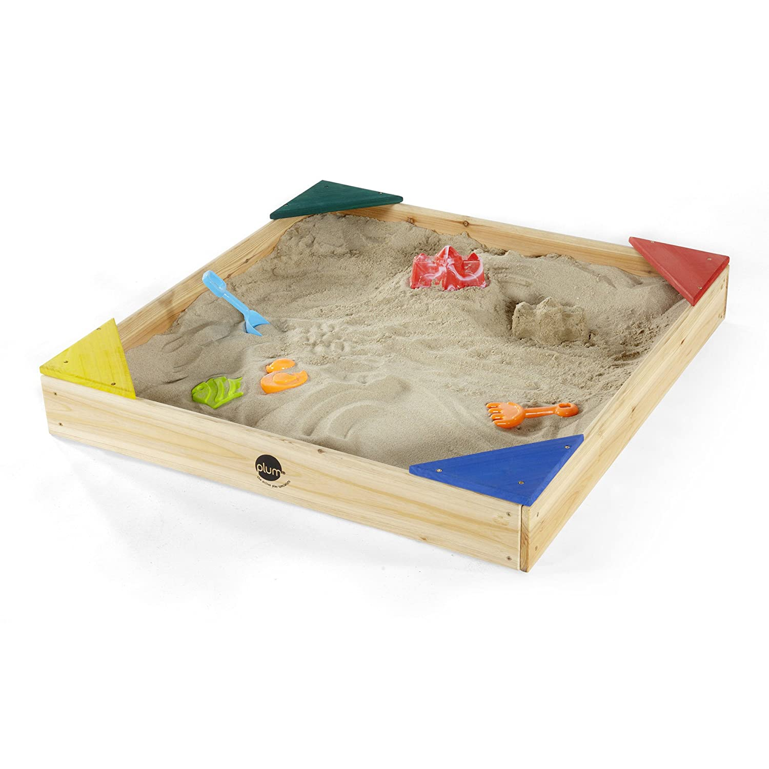 Plum Sand Box (Junior)