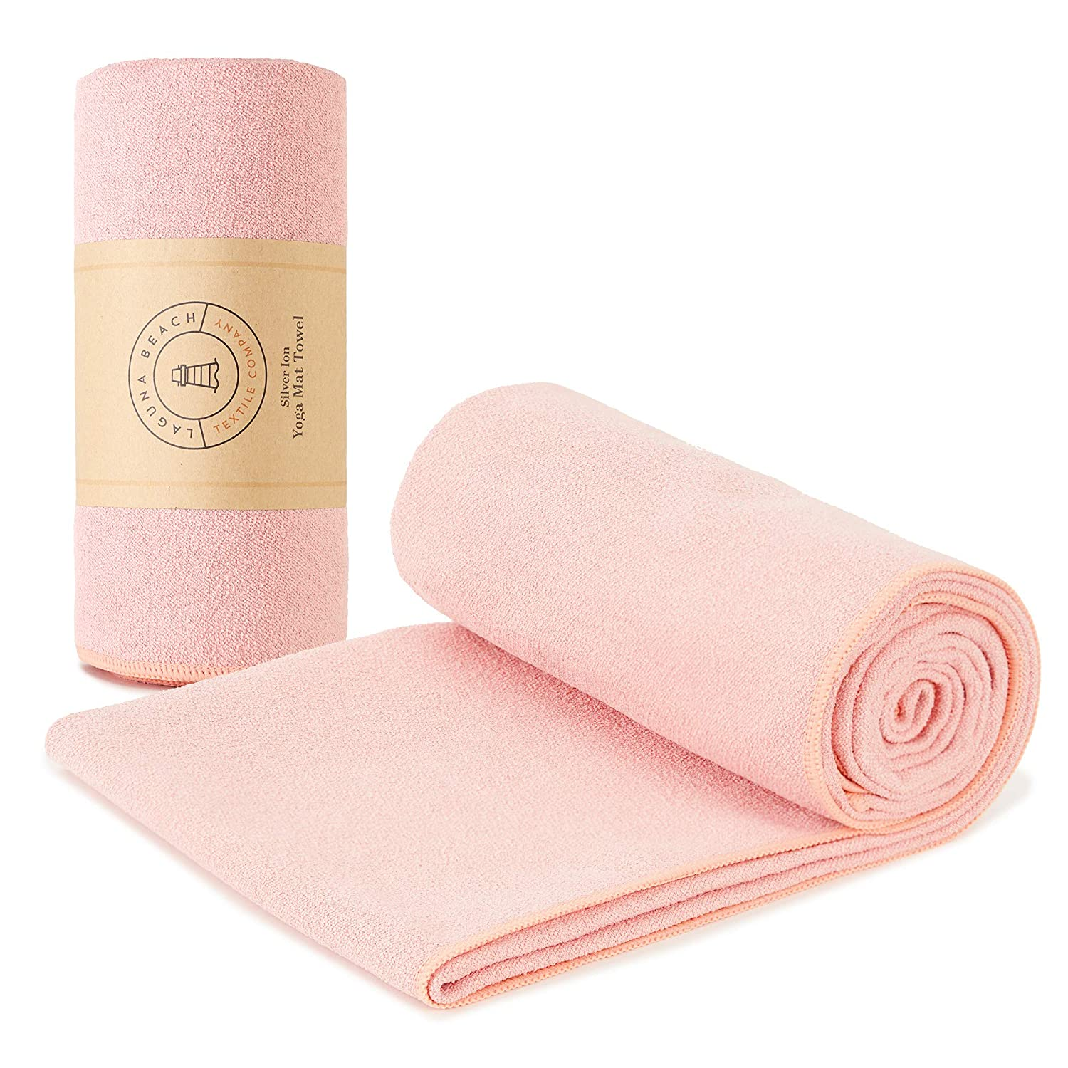 laguna beach towels Yoga Mat Towel by Laguna Beach Textile Co