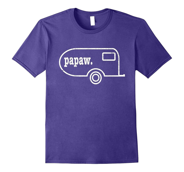 Best Papaw Shirt RV Camping Retirement Shirt-TH