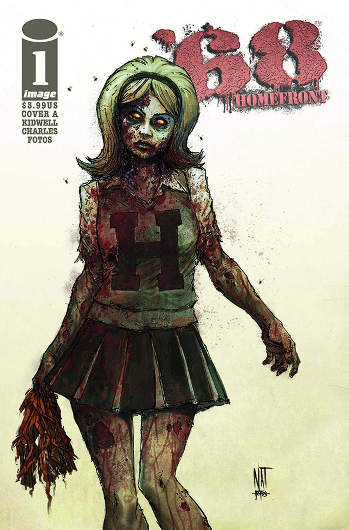 Read Online 68 HOMEFRONT #1 (OF 4) CVR A JONES & FOTOS (MR) PDF
